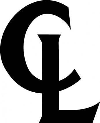 free vector Christine-Laure logo
