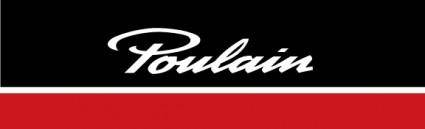 free vector Chocolats Poulain logo