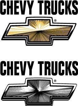 Chevy Trucks logos2