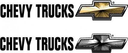 Chevy Trucks logos