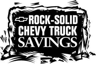 Chevrolet Truck Savings