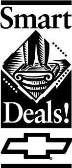 free vector Chevrolet Smart Deals logo