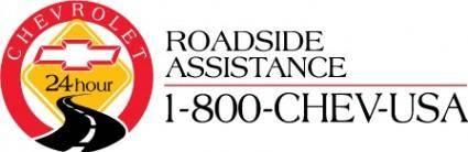 free vector Chevrolet Roadside Assist