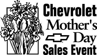 Chevrolet Mothers Day logo