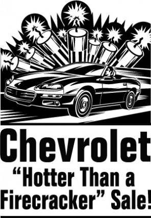 Chevrolet Firecracker Sale