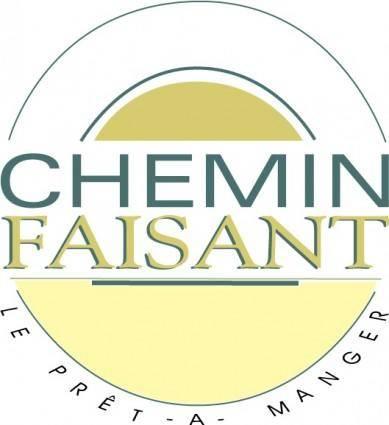 free vector Chemin Faisant logo