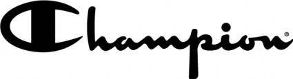 free vector Champion logo
