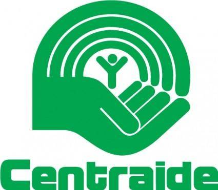 free vector Centraide logo