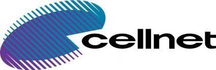 free vector Cellnet logo