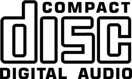 free vector CD Digital Audio logo2