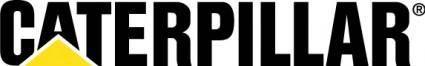 free vector Caterpillar logo