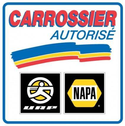 free vector Carrossier autorise logo