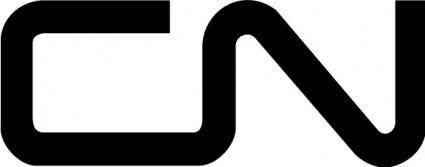 free vector Canadien-National logo
