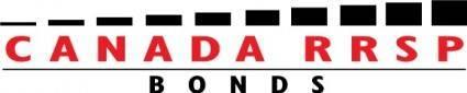 free vector Canada RRSP Bonds logo