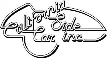 California side car logo