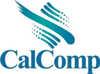 free vector Calcomp logo