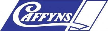 free vector Caffyns logo