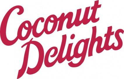 free vector Burto Coconut Delights