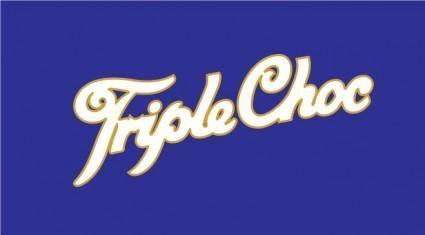 Burton TripleChoc logo