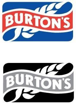 free vector Burton logo