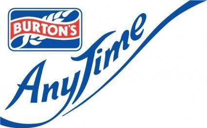 Burton AnyTime logo