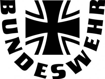 free vector Bundeswehr logo