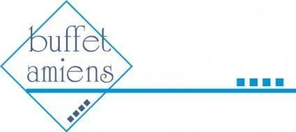 free vector Buffet Amiens logo