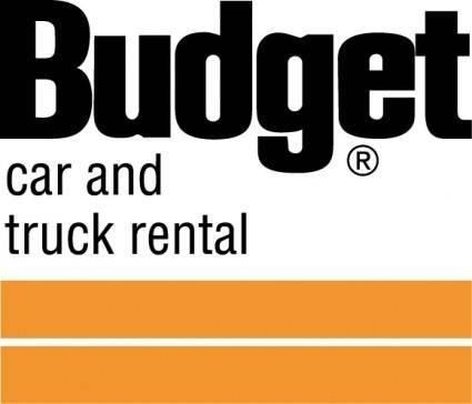 free vector Budget logo2
