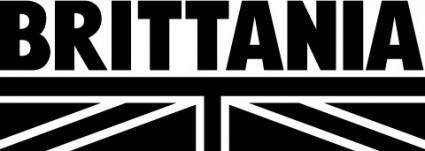 free vector Brittania logo