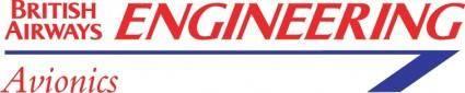 free vector British Airways Engineering