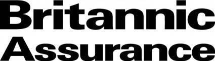 Britannic assurance logo