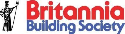 free vector Britannia Building Society