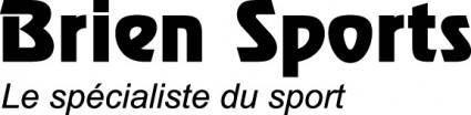 Brien Sports logo