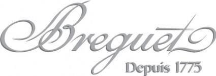free vector Breguet logo