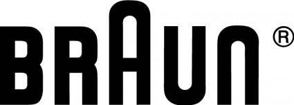 free vector Braun logo