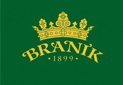 free vector Branik logo