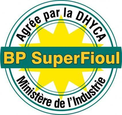 BP SuperFioul logo