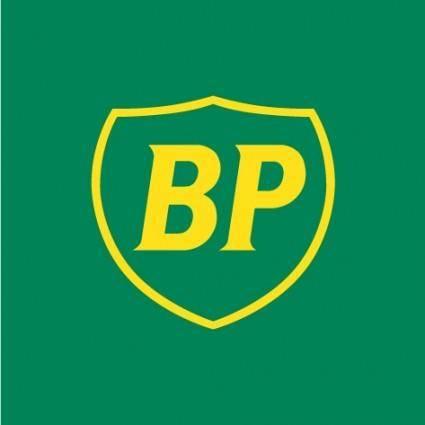 free vector BP logo