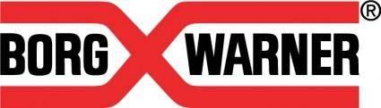 free vector Borg Warner logo