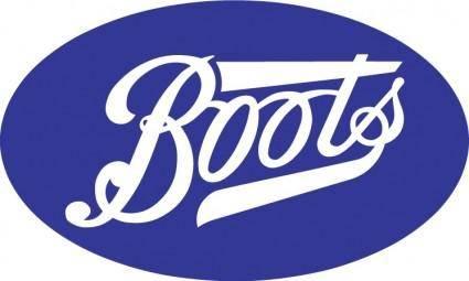 free vector Boots logo