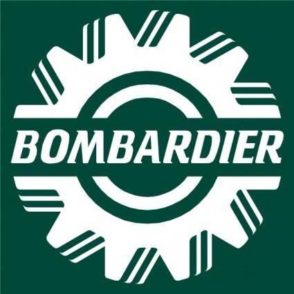 free vector Bombardier logo