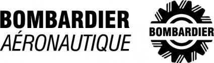 free vector Bombardier Aeronautique 2