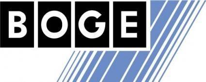 Boge logo