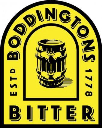 free vector Boddingtons Bitter logo