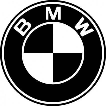 free vector BMW logo