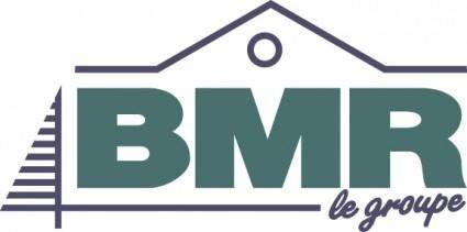 free vector BMR le groupe logo