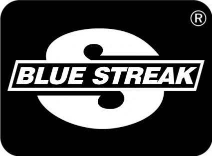Blue Streak logo