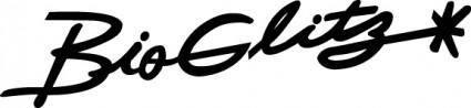 free vector Bio Glitz logo
