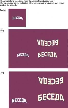 Beseda tea logo