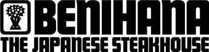 free vector Benihana logo